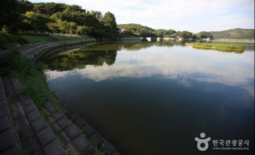 Waduk Yedang (예당저수지(예당관광지)