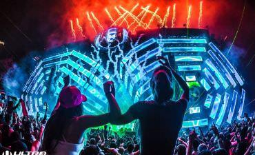 Festival Ultra Music Korea 10-12 Juni