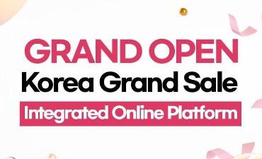 Photo_Korea Grand Sale Membuka Platform Online untuk Informasi Wisata Belanja Korea
