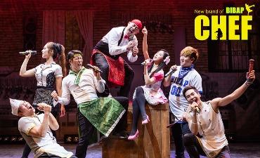 Pertunjukan Non-Verbal 'CHEF' Roadshow in Jakarta