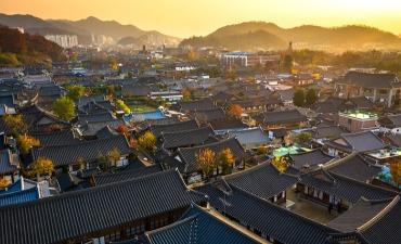 Perjalanan Sehari ke Jeonju, Gaya Korea!