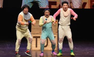 Festival Komedi Internasional Busan Berlangsung Hingga 1 September